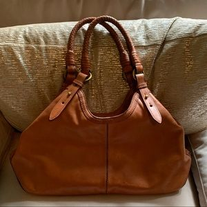 Cole Haan l Genevieve l Saddle Tote Bag